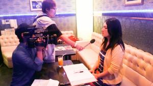 TOKYO MXにTV出演いたしました。
